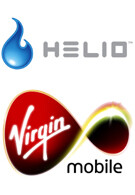 Helio, by Virgin Mobile