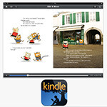 Updated Kindle apps bring childrens stories & comic books to iOS and Android