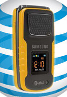 Gallery: AT&T's rugged Samsung SGH-A837