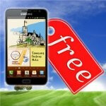 Carphone Warehouse is giving away the Samsung Galaxy Note for free on select plans for a limited time