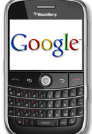 Google Mobile App for BlackBerry launches