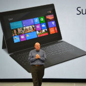 The Microsoft Surface event video is now online for your viewing pleasure
