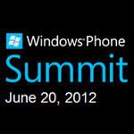Microsoft Windows Phone Summit Liveblog