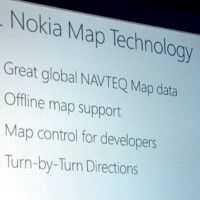 Nokia NAVTEQ maps come to Windows Phone 8 with offline support