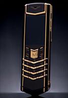 Vertu prepares a new Signature S Design phone