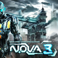 NOVA 3, Asphalt 7 arriving on Windows Phone 8