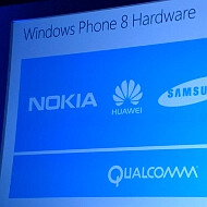 Nokia, Samsung, HTC and Huawei will be building Windows Phone 8 devices with Qualcomm Snapdragon chipsets