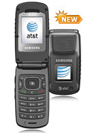 Samsung Rugby now available with AT&T