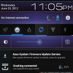 ASUS Transformer Pad 300 gets updated again; firmware update focuses on the camera