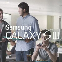 Samsung Galaxy S III ads are here, but the phone is not just yet