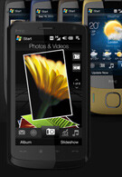 HTC leaks the Touch HD and Touch 3G