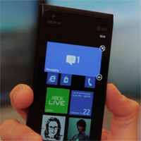 Microsoft gives us a closer look at the Windows Phone 7.8 start screen