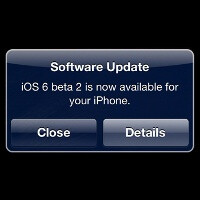 iOS 6 Beta 2 now up for grabs for developers
