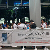 Samsung might have underestimated Galaxy S III demand: a mistake estimated in 2 million sales units
