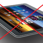 Judge issues injunction on Samsung GALAXY Tab 10.1