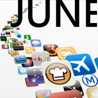 Best new iPhone, iPad and Android apps for June 2012