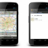 Google Maps update that brings offline mode now live in the Play Store