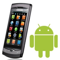 Samsung Wave hacked into running Android 4.0