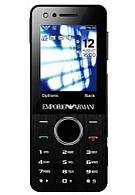 Samsung reveals second Armani phone