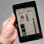 "Google Nexus 7 pre-sales ""big"" says Android's director of product management"