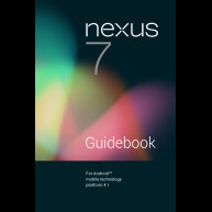 Nexus 7 Guidebook available in Google Play for free