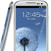 Samsung Galaxy Note II with 5.5