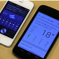 Siri in iOS 6 vs Google Voice Search in Android 4.1 Jelly Bean (video)