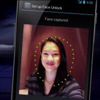 Face Unlock becomes smarter in Jelly Bean: asks you to blink for the camera
