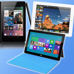 Game of Tablets: Nexus 7, Surface and iPad