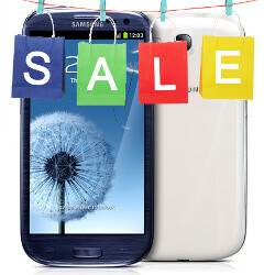 Spint-bound Samsung Galaxy S III drops to $149 in RadioShack, more deals