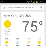 How to install the new Google Now virtual concierge in Android Jelly Bean on your rooted CM9 device