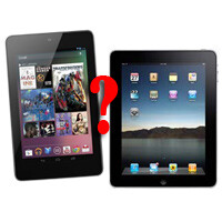 iPad Mini or Nexus 7 - that is the question!