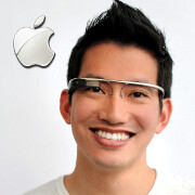Apple has been granted a patent for a Google Glass-like device