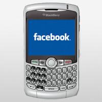 Facebook updated in the BlackBerry Beta Zone