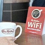 90% of Tim Hortons Canadian locations to have free Wi-Fi by September