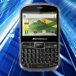Motorola DEFY PRO splashes some ruggedness to the portrait QWERTY form factor