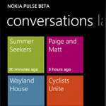 Nokia Pulse, still in beta, gets updated features
