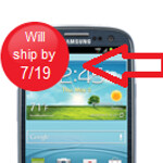 Another security update for Sprint's Samsung Galaxy S III as Verizon pre-orders now ship July 19th