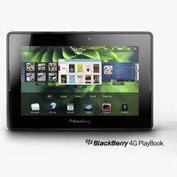 BlackBerry PlayBook 4G certified for mobile networks