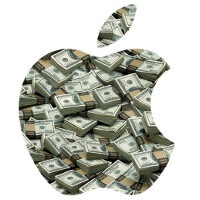 Apple's overseas cash reserves grow to the whopping $74 billion