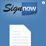 Brooklyn Net star Deron Williams uses an Apple iPad to sign $98 million contract