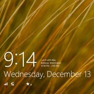 Windows Phone 8 to come with rich lock screen notification options for app developers
