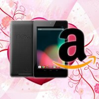 Amazon is tinkering the idea of selling the Google Nexus 7 tablet?