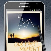 Samsung Galaxy Note II to be announced August 30 at the IFA expo in Berlin with an Unpa