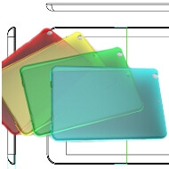 Cases and schematics for the iPad Mini leak, promise a 7.3mm thin body and a rear camera