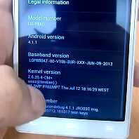 CyanogenMod teases the first Android Jelly Bean CM10 running on the LG Optimus 4X HD (video)