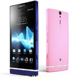 Sony Xperia SL is an Xperia S upgrade, to come in pink and blue