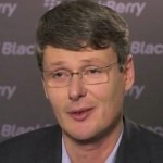 RIM CEO Heins vows to continue to make BlackBerry users successful