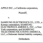 Apple and Samsung raise objections to each side's jury instructions