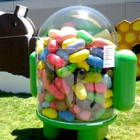 Android 4.1 Jelly Bean full change log surfaces